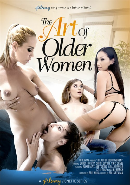 The Art Of Older Women (Girlsway)