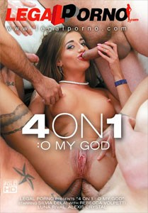 4 On 1 O My God (Legal Porno)