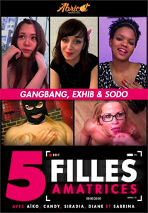 5 Filles Amatrices (Abricot)