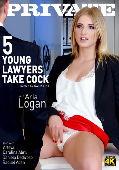 5 Young Lawyers Take Cock (Private)