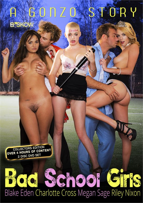 A Gonzo Story: Bad School Girls (Skow for Girlfriends Films)
