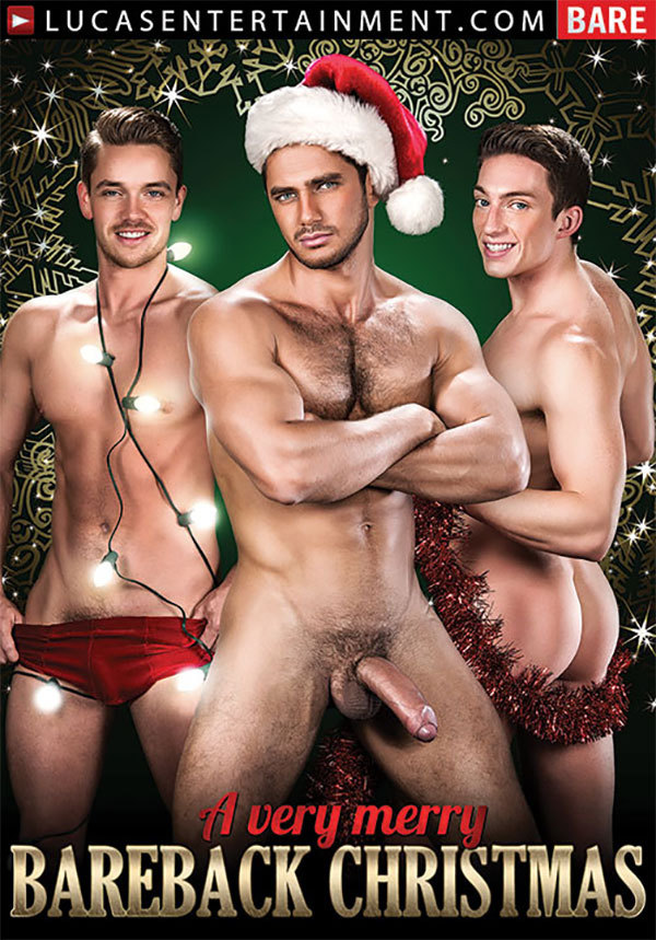 A Very Merry Bareback Christmas (Lucas Entertainment)