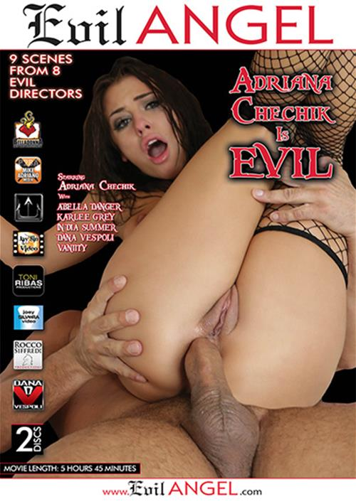 Adriana Chechik Is Evil (Evil Angel)