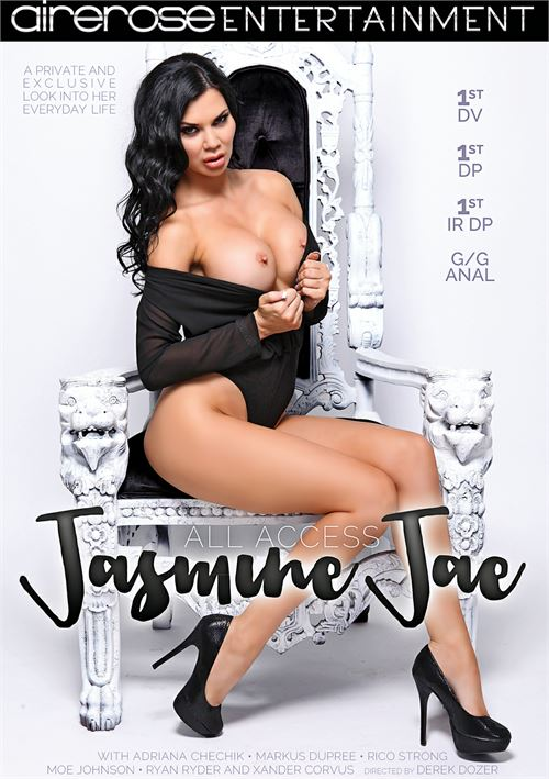 All Access Jasmine Jae (Airerose Entertainment)