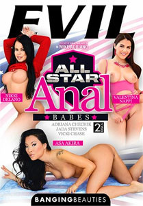 All Star Anal Babes (Evil Angel)