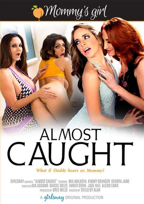 Almost Caught (Girlsway)