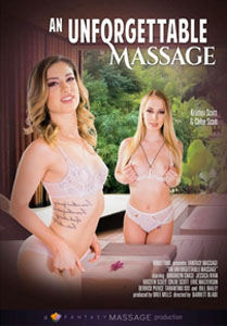 An Unforgettable Massage (Fantasy Massage)