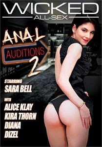 Anal Auditions Vol. 2 (Wicked Pictures)