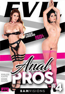 Anal Pros Vol. 4 (Evil Angel)