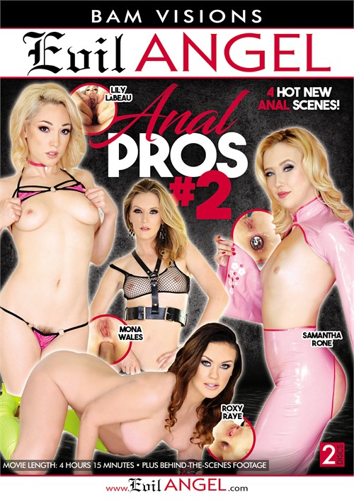 Anal Pros Vol. 2 (Evil Angel)