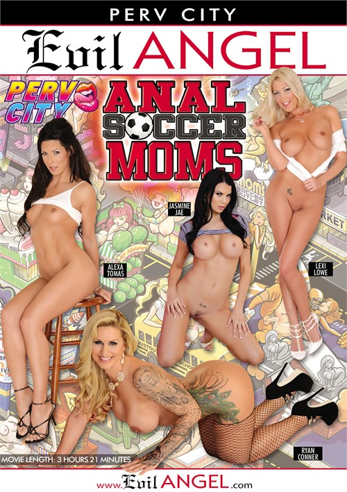 Anal Soccer Moms (Evil Angel)