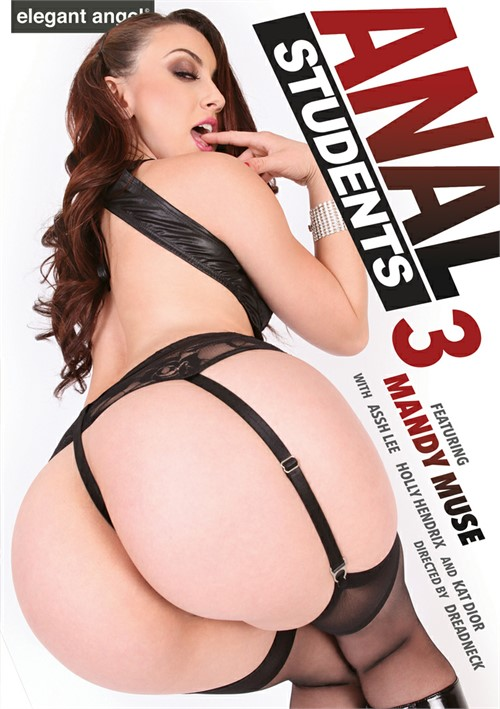 Anal Students Vol. 3 (Elegant Angel)