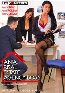 Ania, Real Estate Agency Boss (Les Comperes)