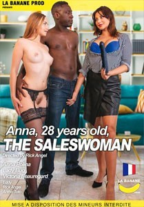Anna, 28 Years Old, The Saleswoman (La Banane)