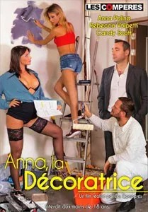 Anna, The Decorator (Marc Dorcel)