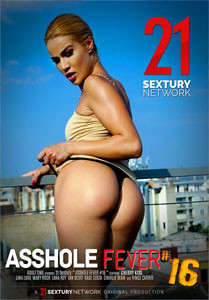 Asshole Fever Vol. 16 (21 Sextury)