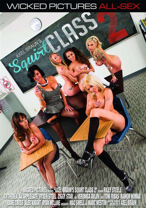 Axel Braun's Squirt Class Vol. 2 (Wicked Pictures)