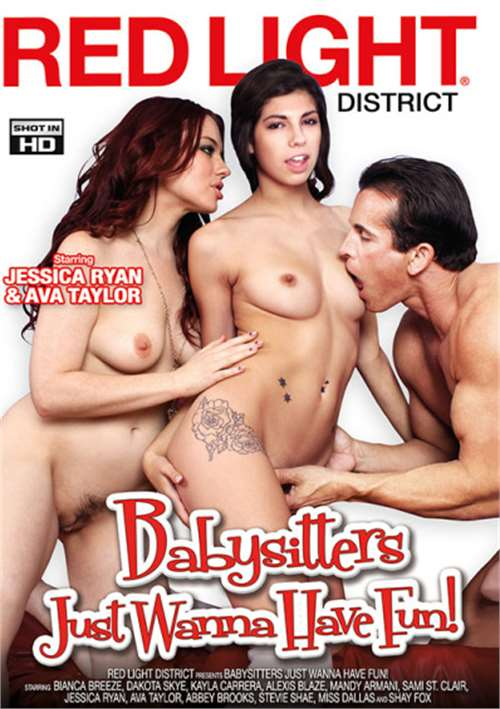 Babysitters Just Wanna Have Fun! (Red Light District)