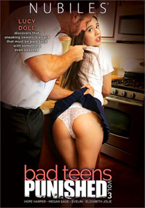 Bad Teens Punished Vol. 3 (Nubiles)