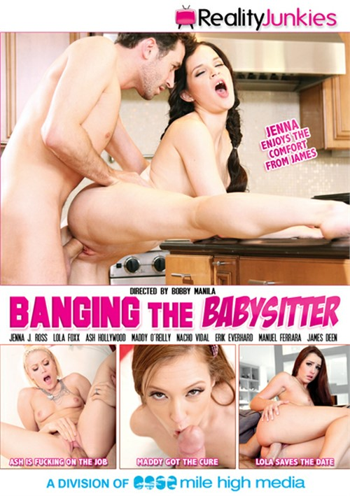 Banging The Babysitter (Reality Junkies)
