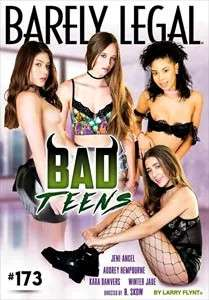 Barely Legal Vol. 173: Bad Teens (Hustler)