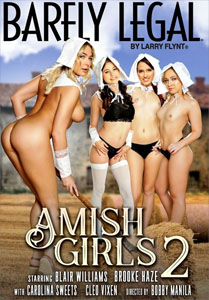 Barely Legal Amish Girls Vol. 2 (Hustler)