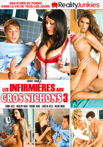 Big Breast Nurses Vol. 3 (Reality Junkies)
