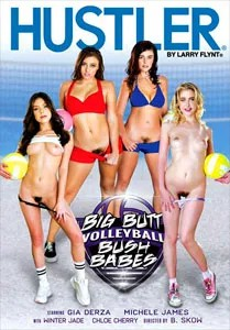 Big Butt Volleyball Bush Babes (Hustler)