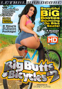 Big Butts On Bicycles Vol. 2 (Lethal Hardcore)