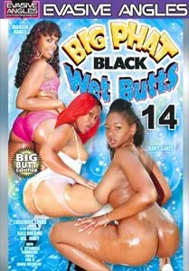 Big Phat Black Wet Butts Vol. 14 (Evasive Angles)