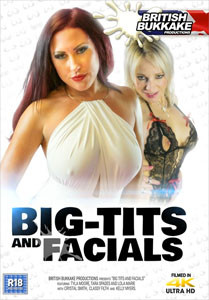 Big-Tits And Facials (British Bukkake)