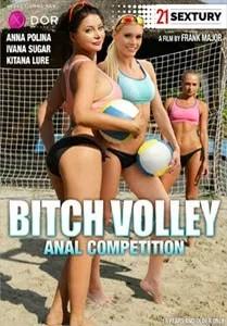 Bitch Volley Anal Competition (Marc Dorcel)