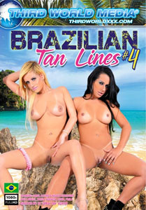 Brazilian Tan Lines Vol. 4 (Third World Media)