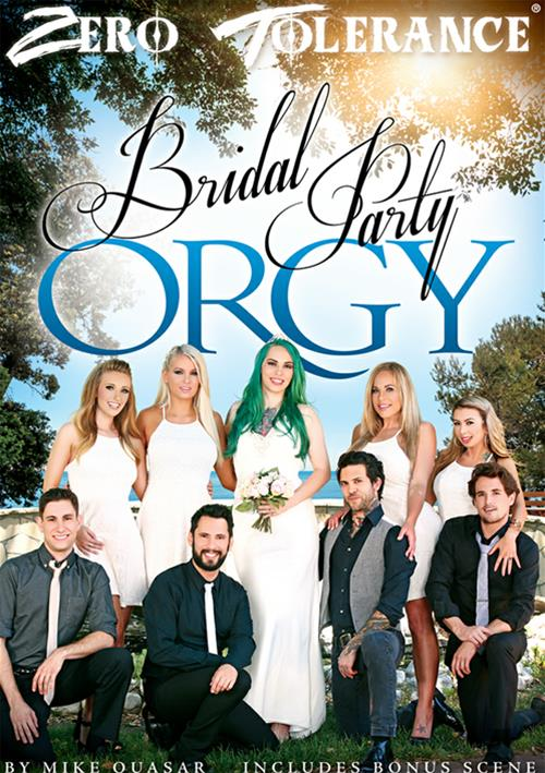 Bridal Party Orgy (Zero Tolerance)