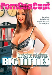 Bright Nights Big Titties (Porn Concept)