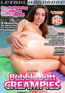 Bubble Butt Creampies (Lethal Hardcore)