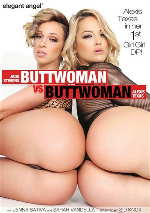 Buttwoman VS Buttwoman (Elegant Angel)