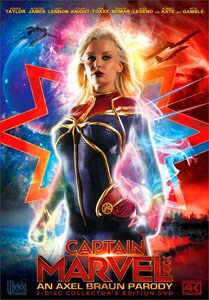 Captain Marvel XXX: An Axel Braun Parody (Wicked Pictures)