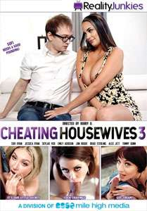Cheating Housewives Vol. 3 (Reality Junkies)