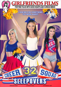 Cheer Squad Sleepovers Vol. 32 (Girlfiends Films)