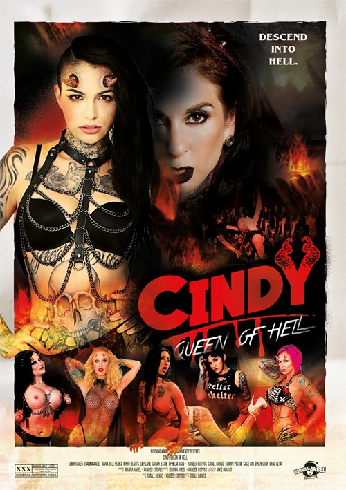 Cindy Queen Of Hell (Burning Angel)