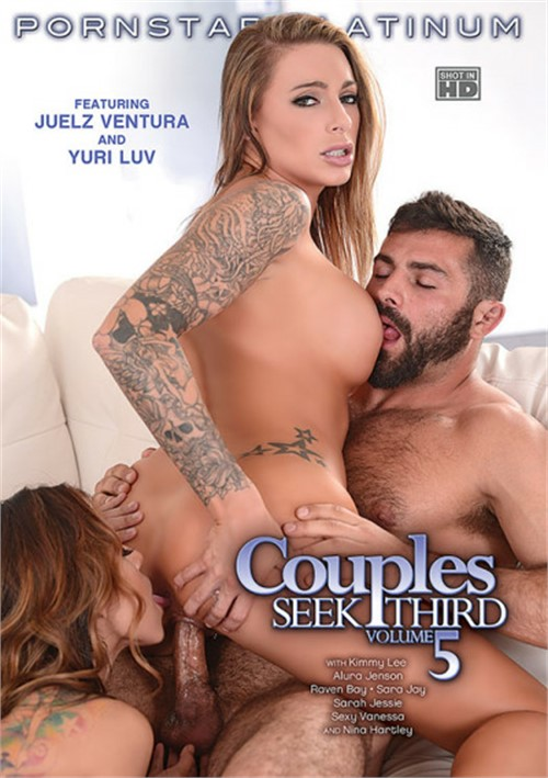 Couples Seek Third Vol. 5 (Pornstar Platinum)