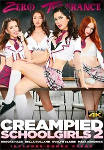 Creampied Schoolgirls Vol. 2 (Zero Tolerance)