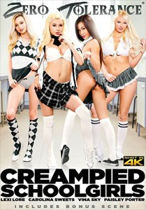 Creampied Schoolgirls (Zero Tolerance)