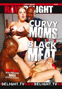 Curvy Moms Love Black Meat (Raw Delight)