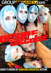 Desire In Disguise (Group Sex Games)