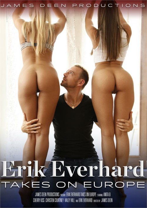 Erik Everhard Takes On Europe (James Deen Productions)