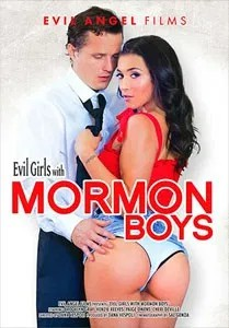Evil Girls With Mormon Boys (Evil Angel)