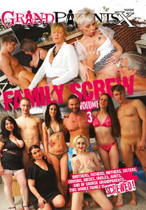 Family Screw Vol. 3 (Grandparents X)
