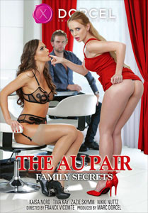 Family Secrets: The Au Pair (Marc Dorcel)